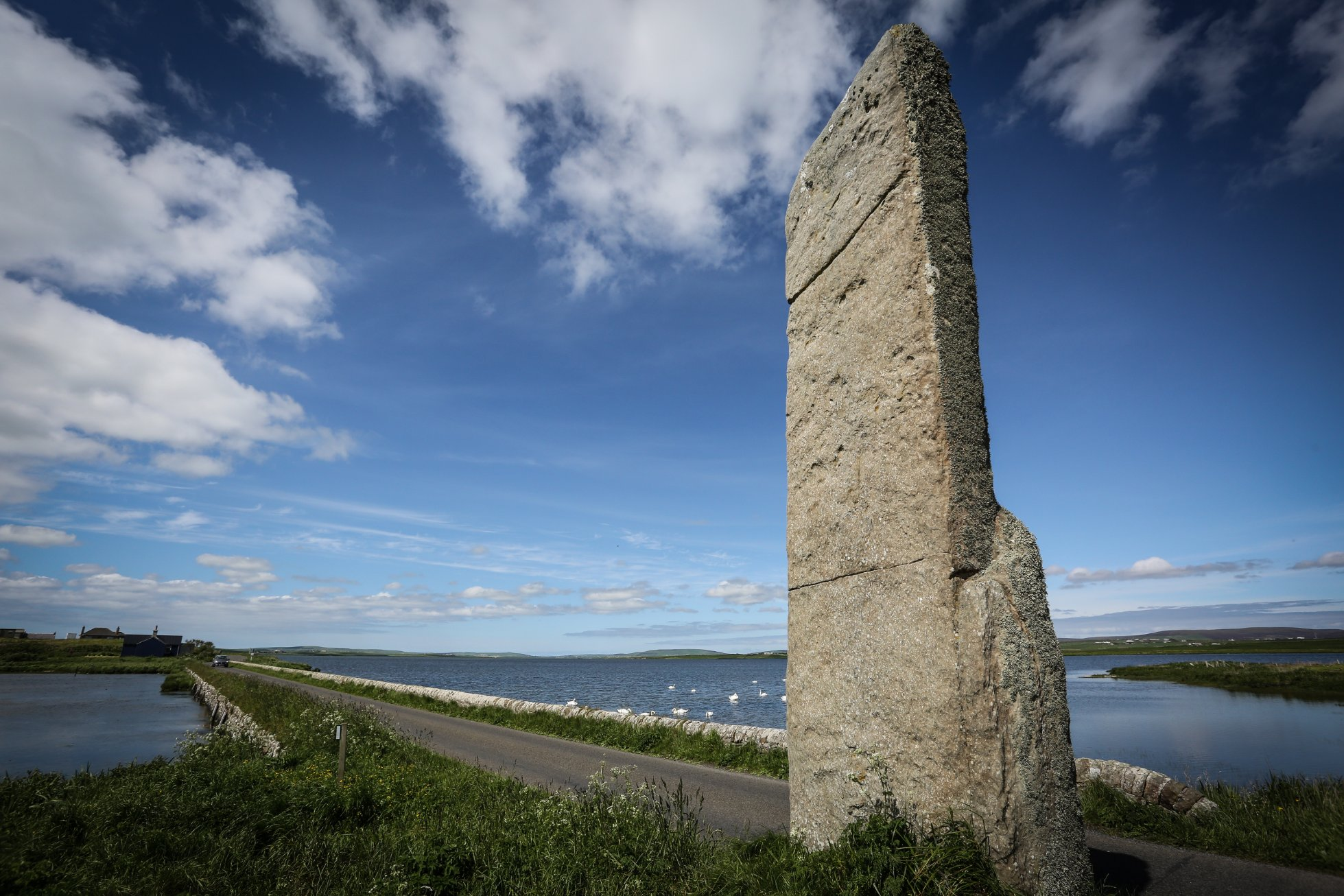 The Watch Stone, Orkney