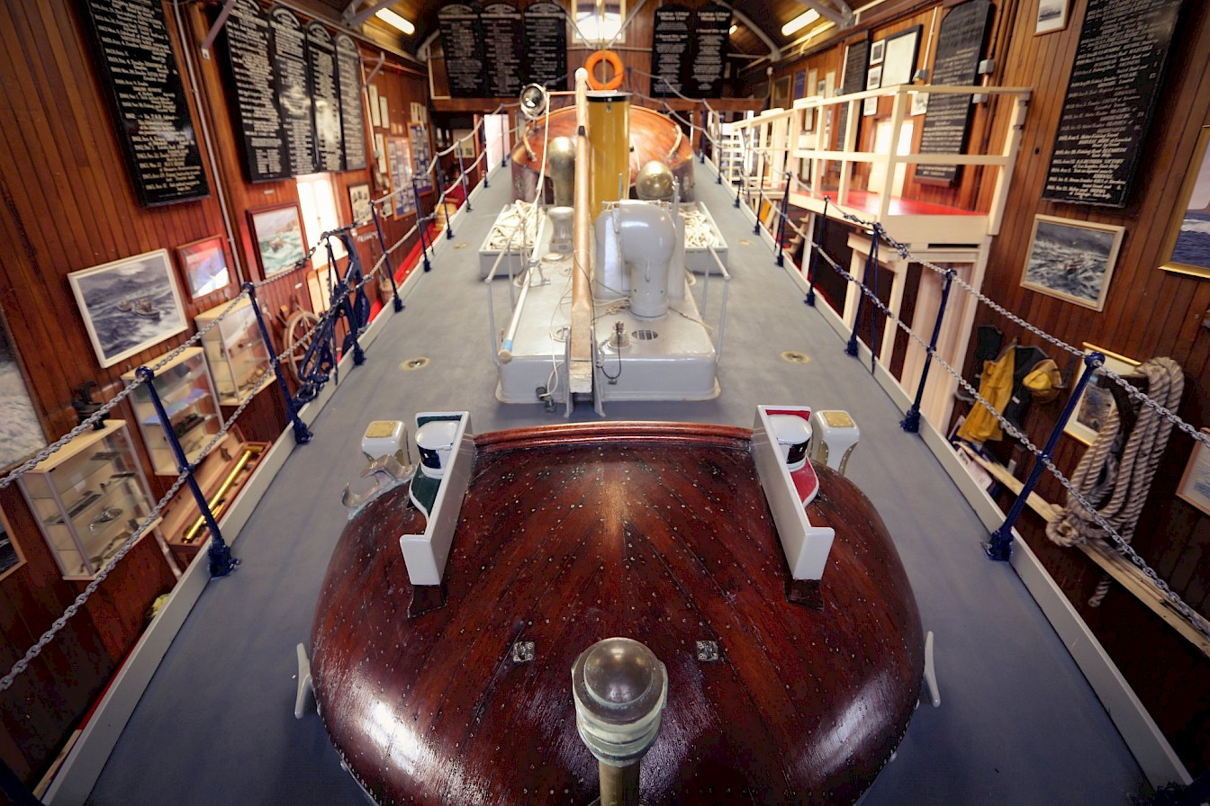 The Longhope Lifeboat Museum, South Walls
