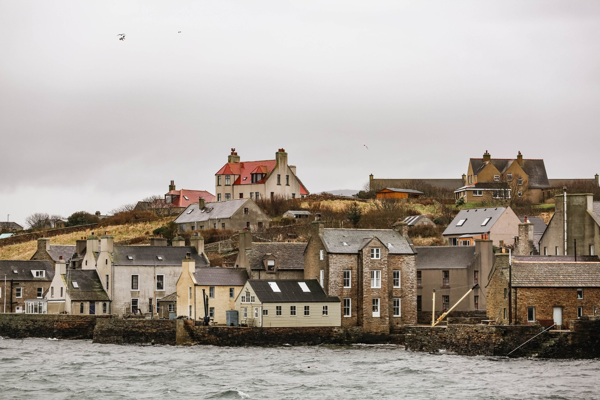 Stromness, Orkney - image by Fiona Annal