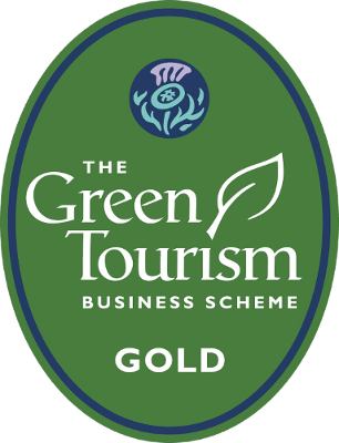 Green Tourism Award - Gold Logo