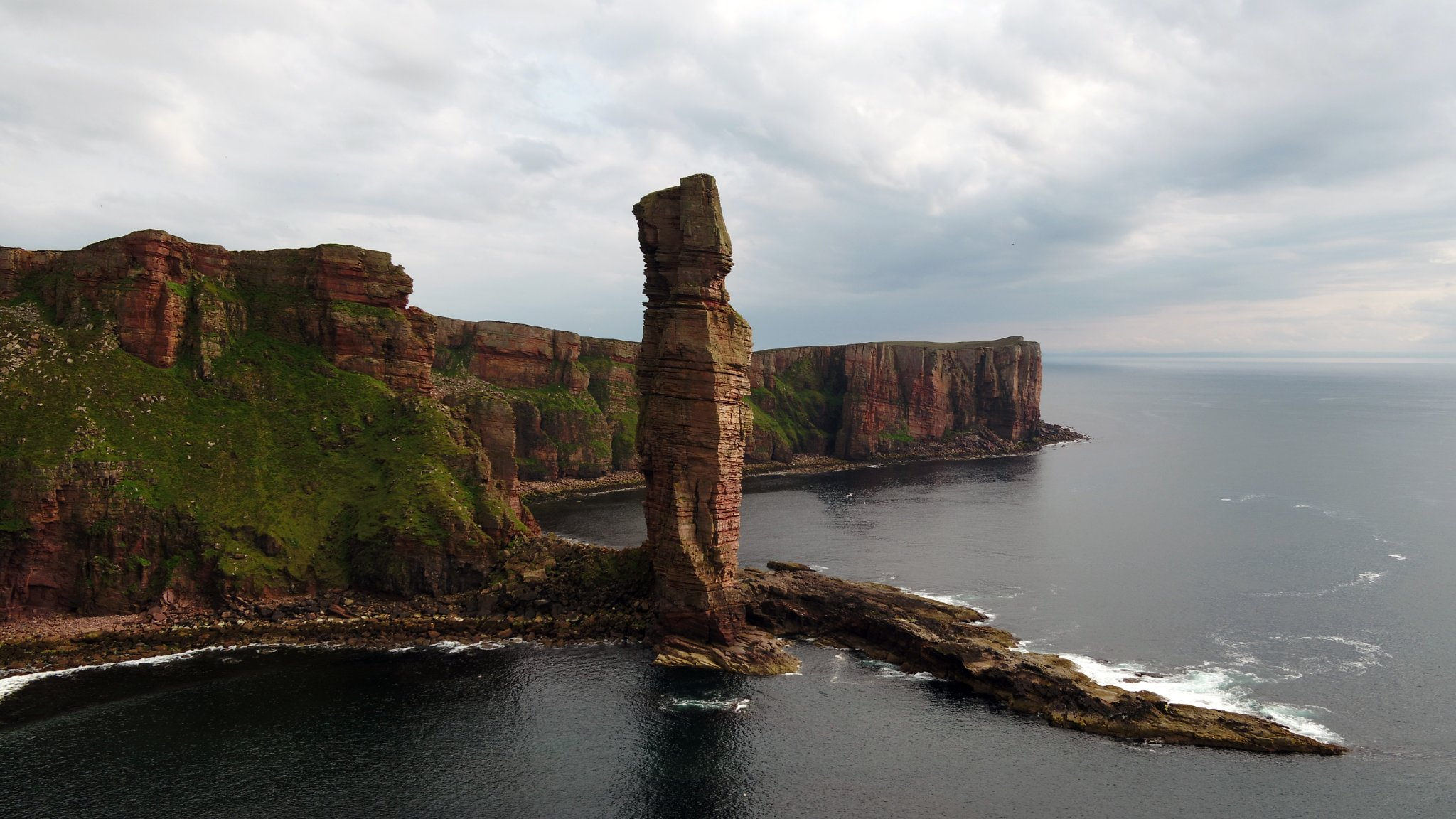 The Old Man of Hoy, Orkney - image by Nick McCaffrey