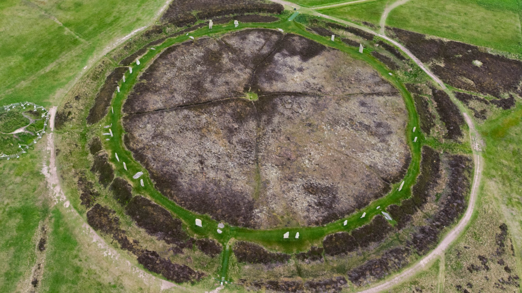 The Ring of Brodgar, Orkney - image by Nick McCaffrey