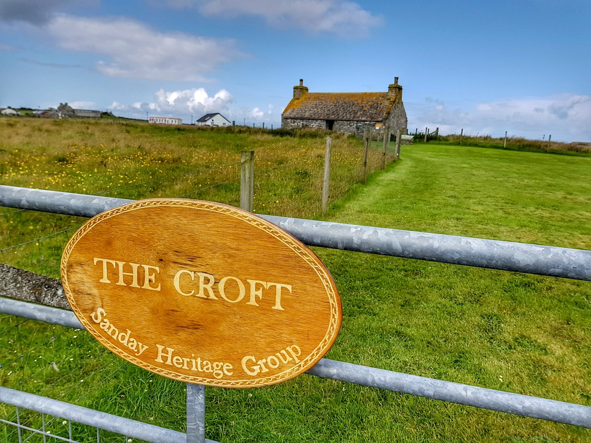 The Croft and Heritage Centre in Sanday are popular attractions - image by Susanne Arbuckle