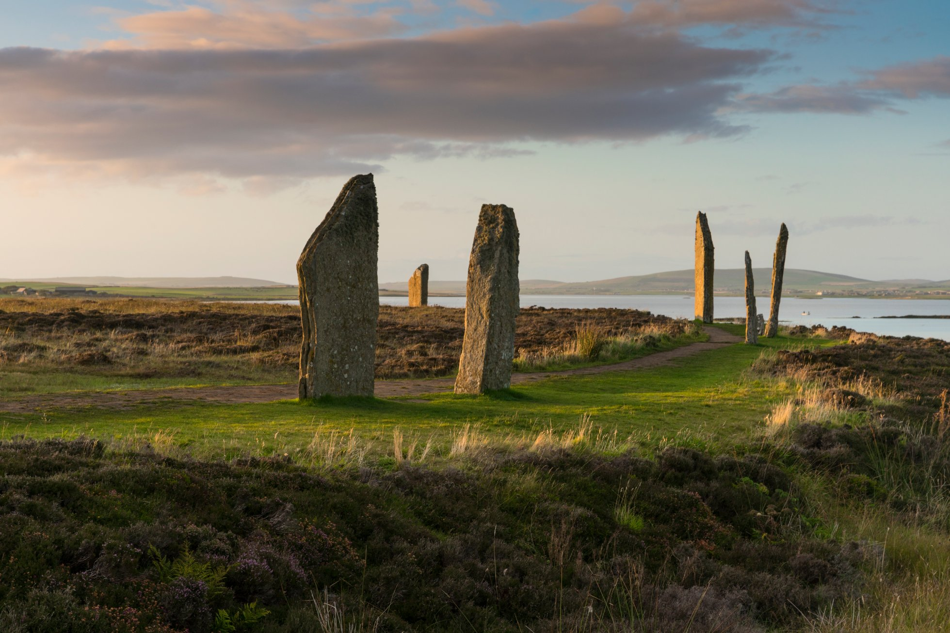 The Ring of Brodgar, Orkney - image by VisitScotland/Kenny Lam