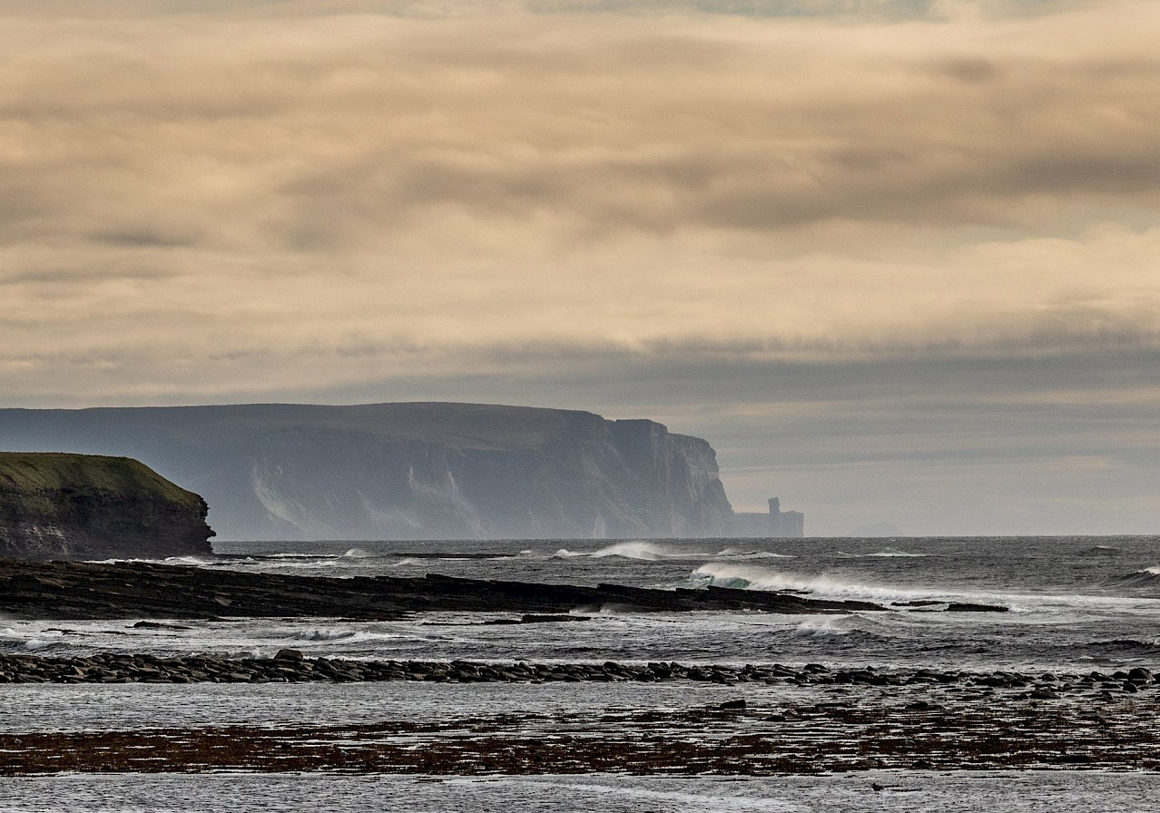 West Mainland coastline, Orkney - image by Akmal Hakim