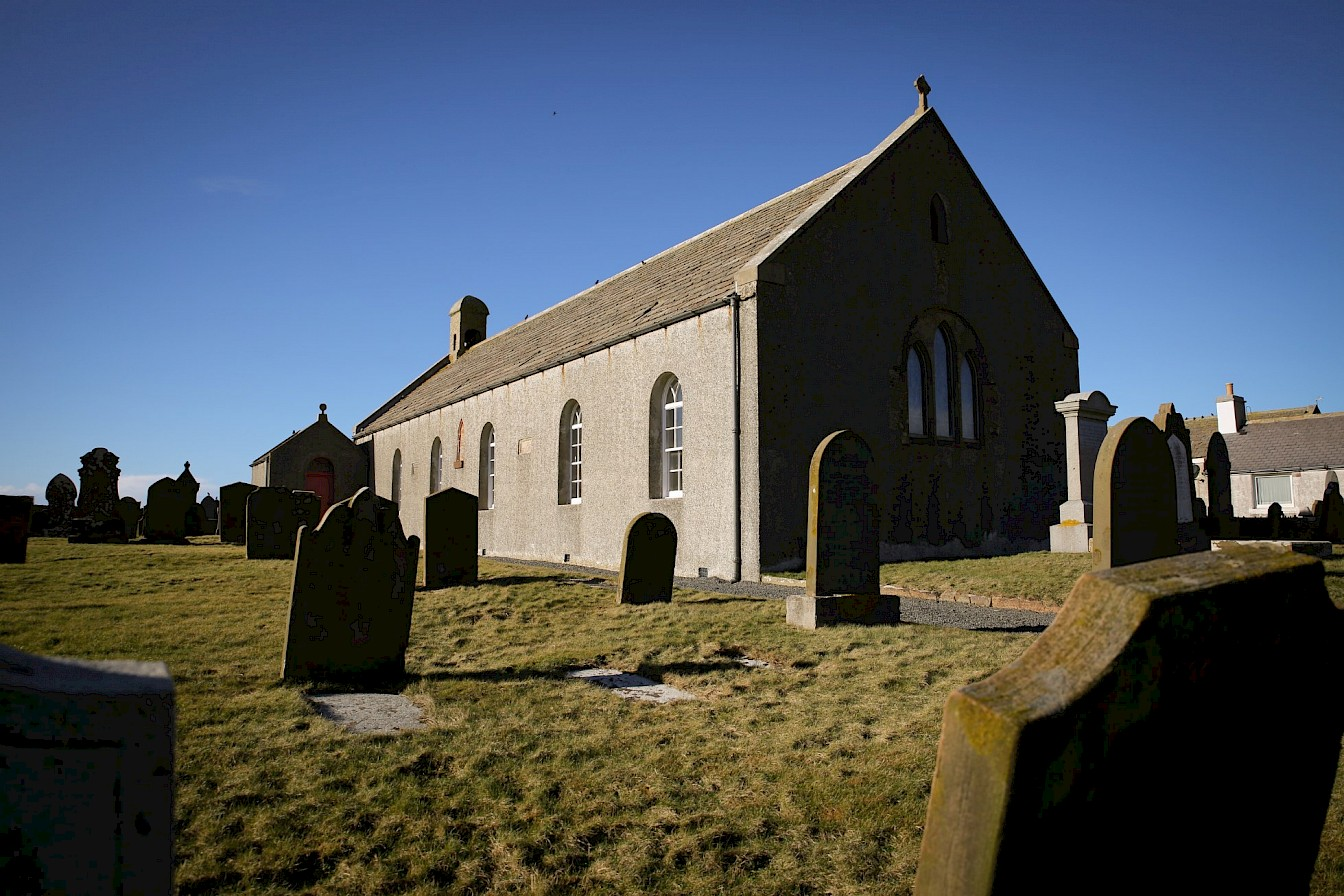 St Magnus Church, Birsay