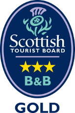 Bed & Breakfast - 3 Star (Gold) Logo