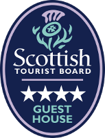 Guest Houses - 4 Star Logo
