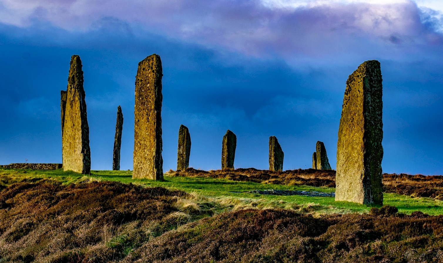 The Ring of Brodgar - image by Robert Towns