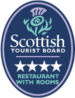 Restaurant With Rooms - 4 Star Logo