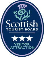 Visitor Attraction - 3 Star Logo