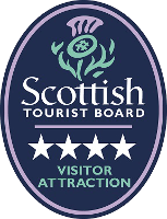 Visitor Attraction - 4 Star Logo