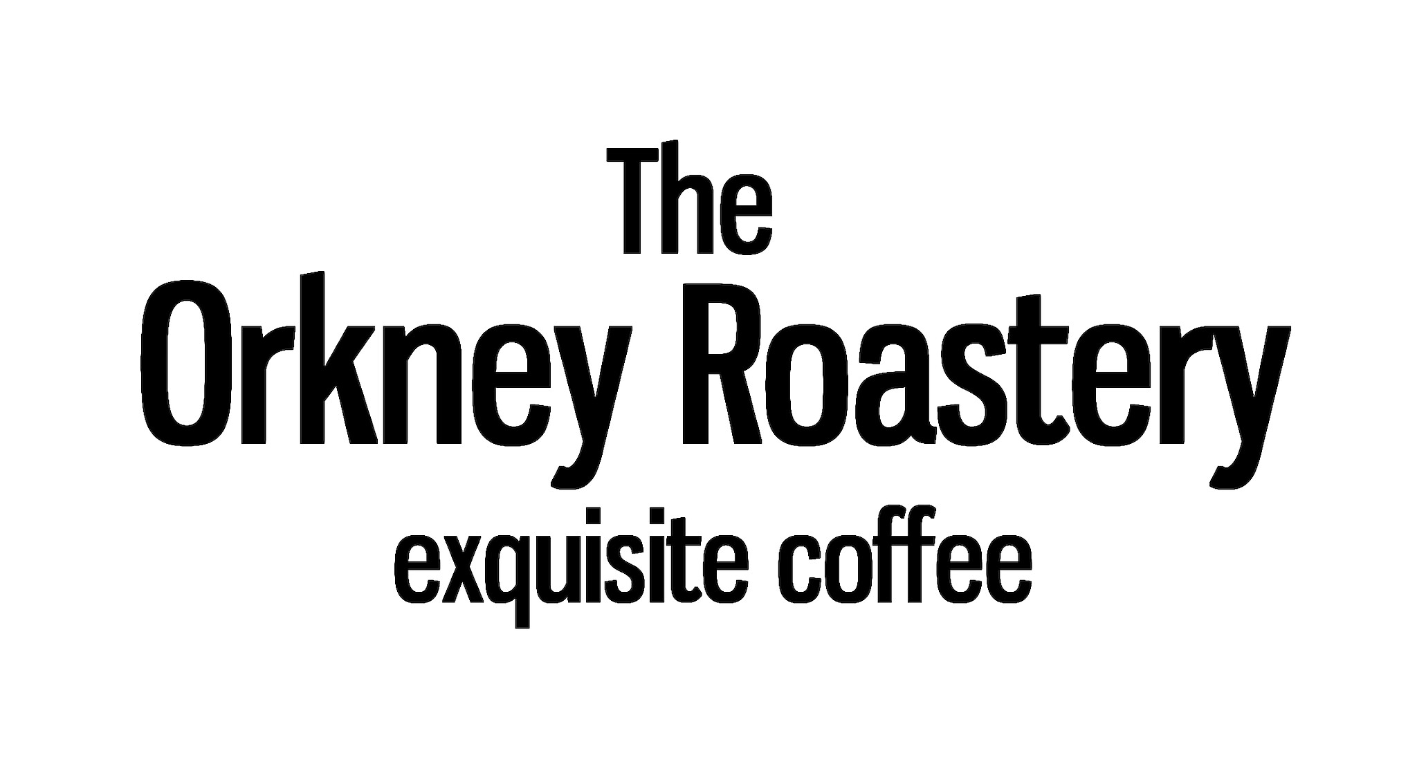 The Orkney Roastery Logo