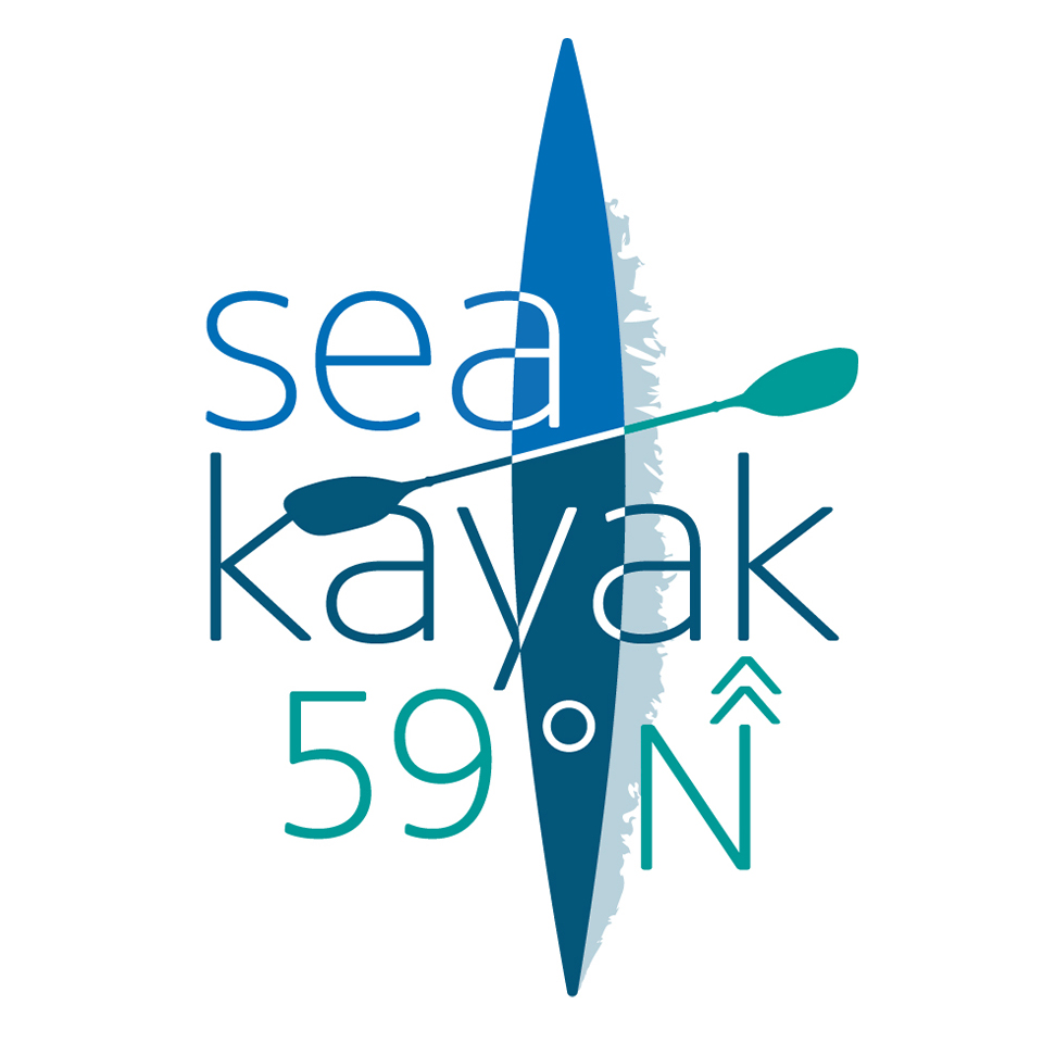 Sea Kayak 59 Degrees North Logo