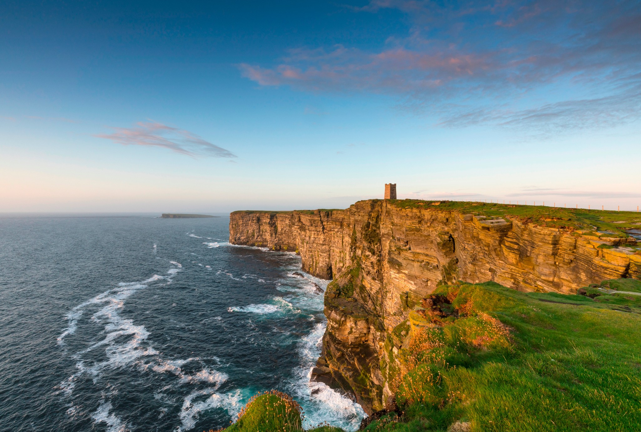 Marwick Head, Orkney - image by VisitScotland/Kenny Lam