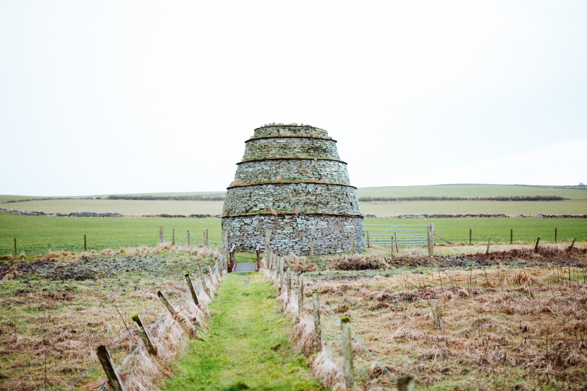 The Rendall Doocot, Orkney