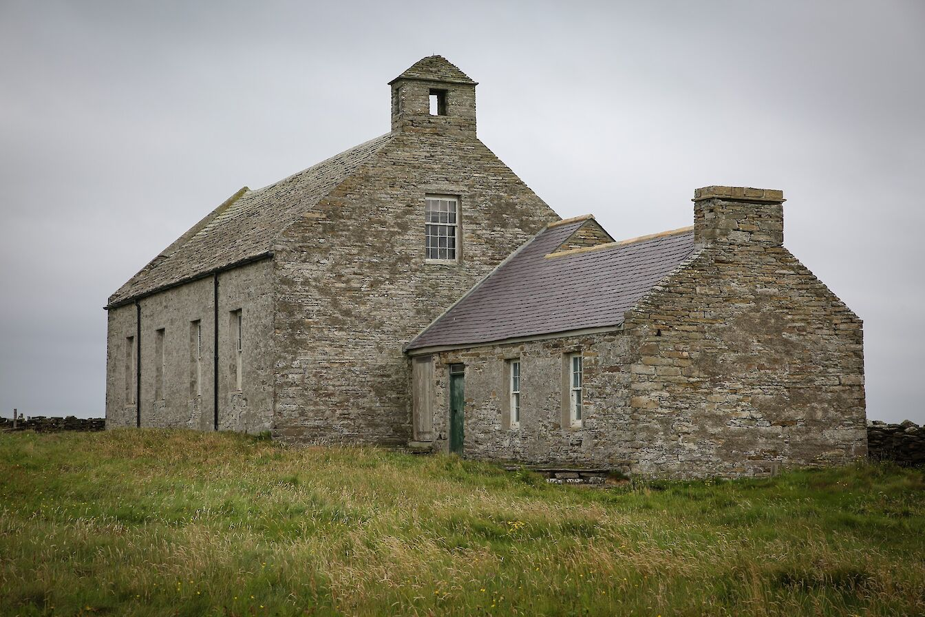 North Ronaldsay's New Kirk and island archives