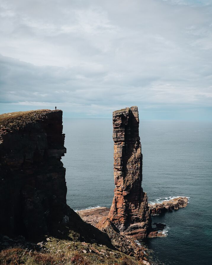 The Old Man of Hoy, Orkney - image by Rachel Eunson