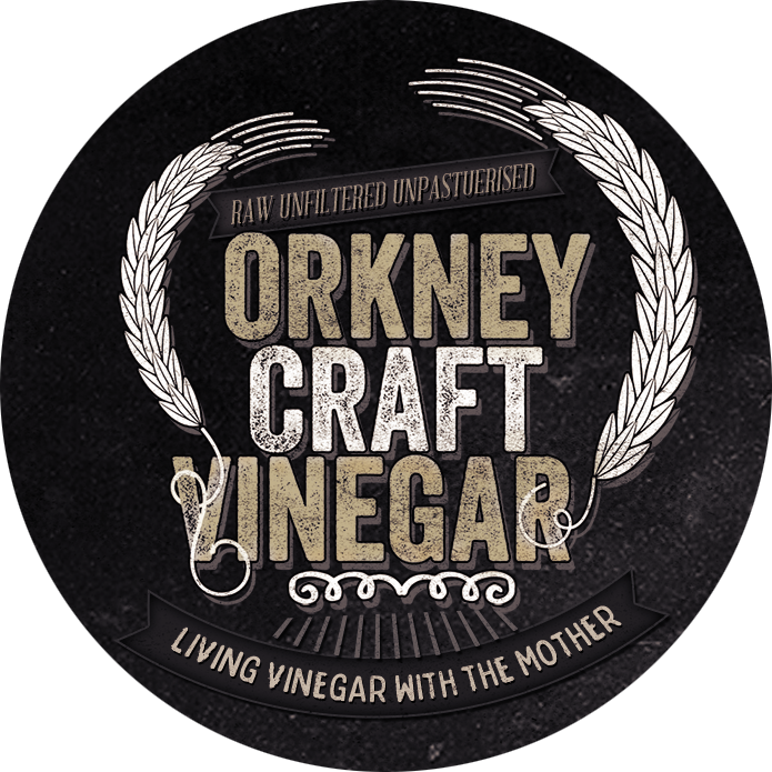 Orkney Craft Vinegar Logo