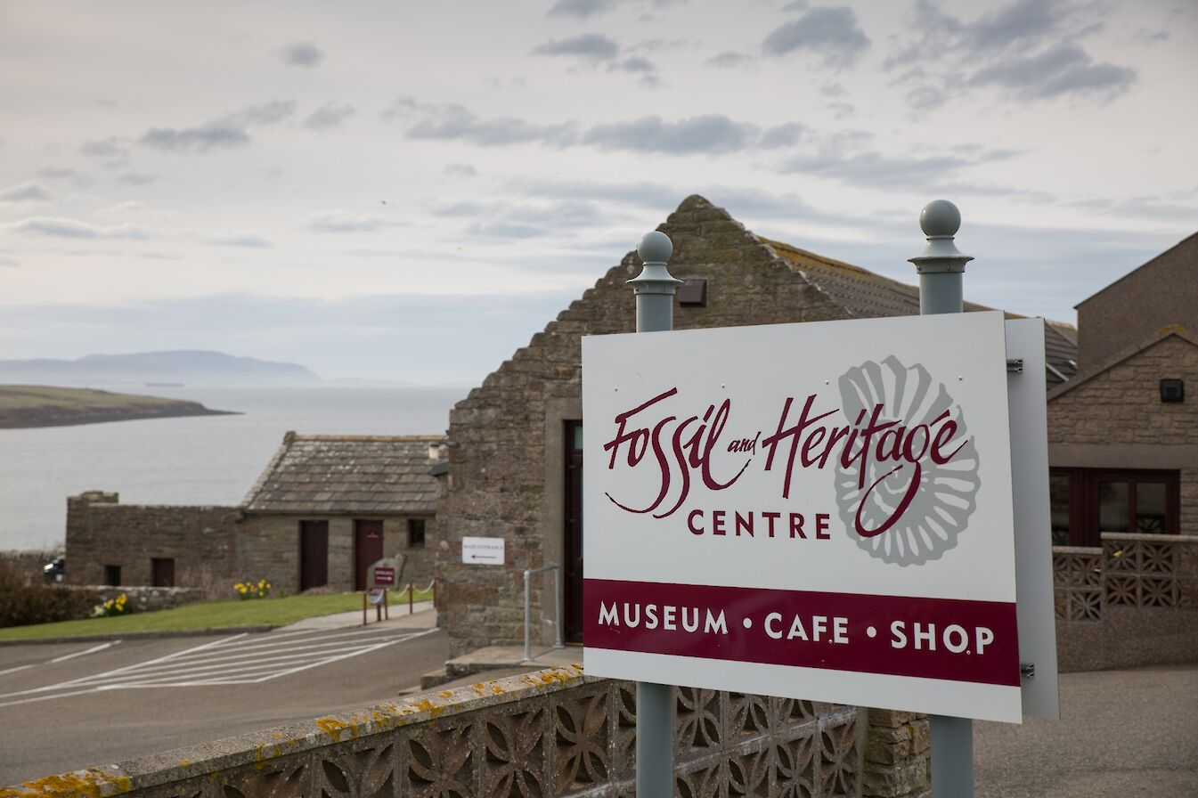 The Orkney Fossil and Heritage Centre, Burray