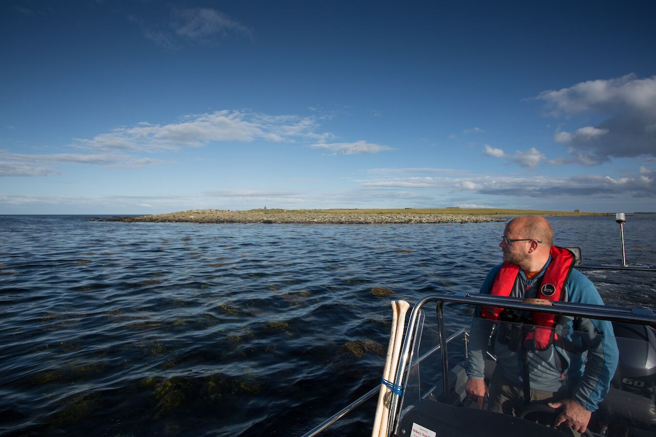 Boat trips with Papay Ranger, Jonathan Ford