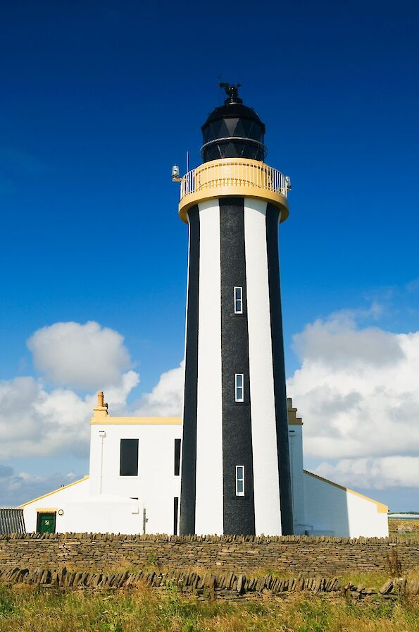 Start Point Lighthouse - image by VisitScotland