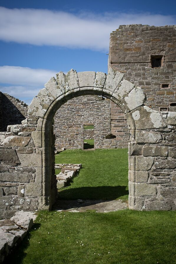 Noltland Castle, Westray