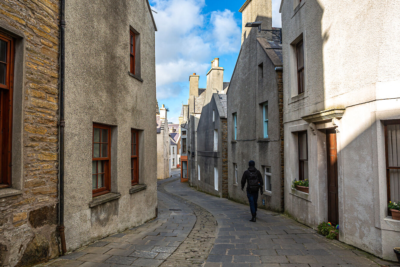 Stromness, Orkney - image by Dawn Underhill