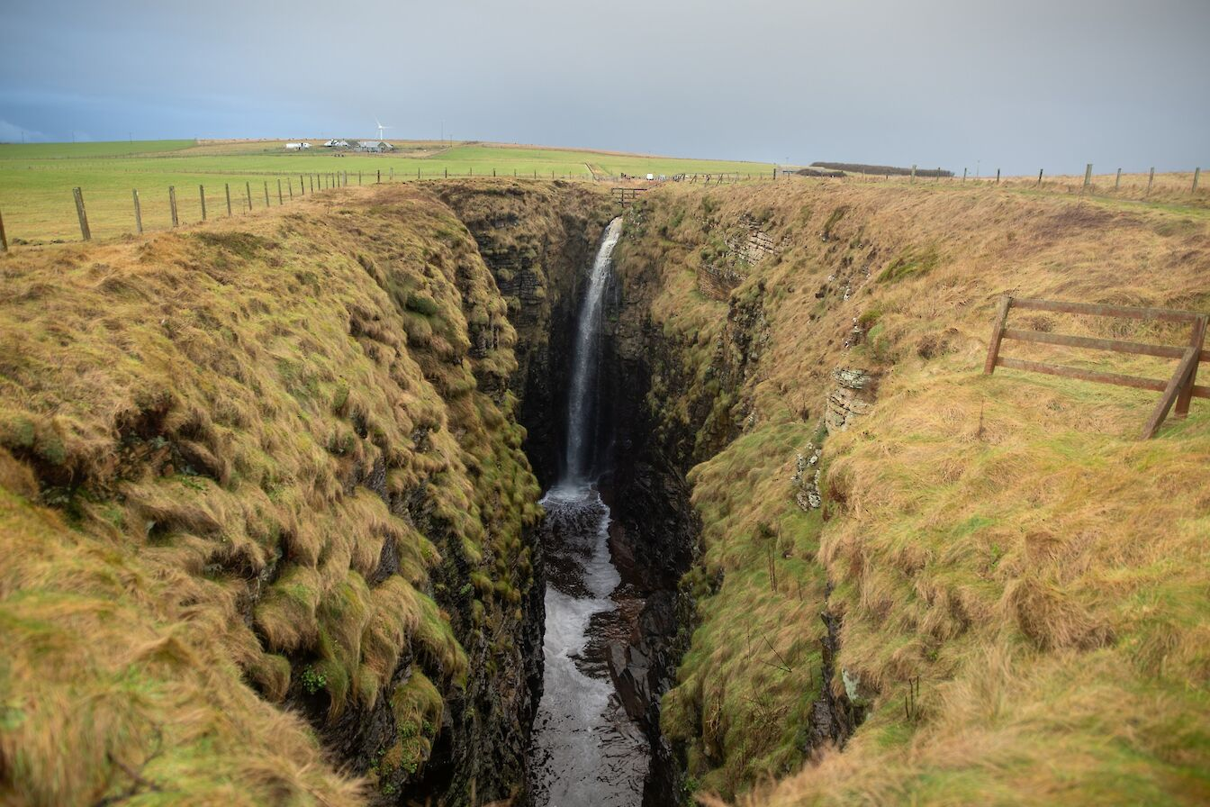 The Gloup, Orkney