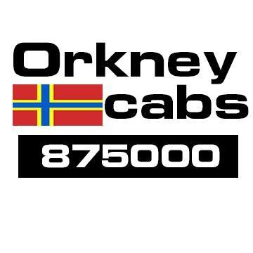 Orkney Cabs Logo