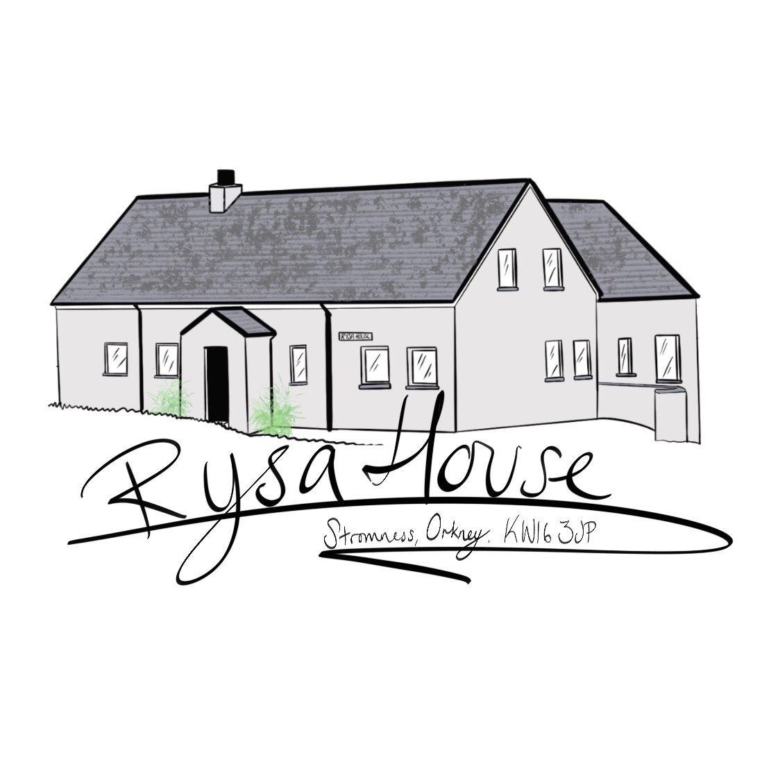 Rysa House B&B Logo