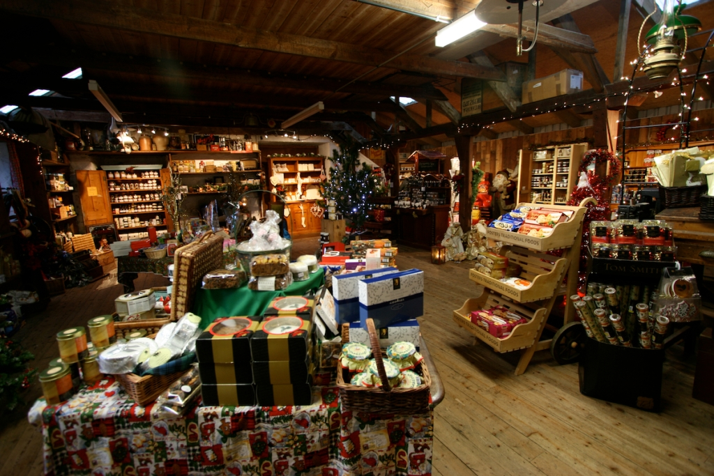 The William Shearer Christmas shop