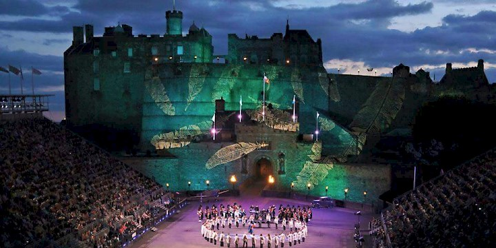 The Northern Isles Festival Tattoo is inspired by the Edinburgh Royal Military Tattoo
