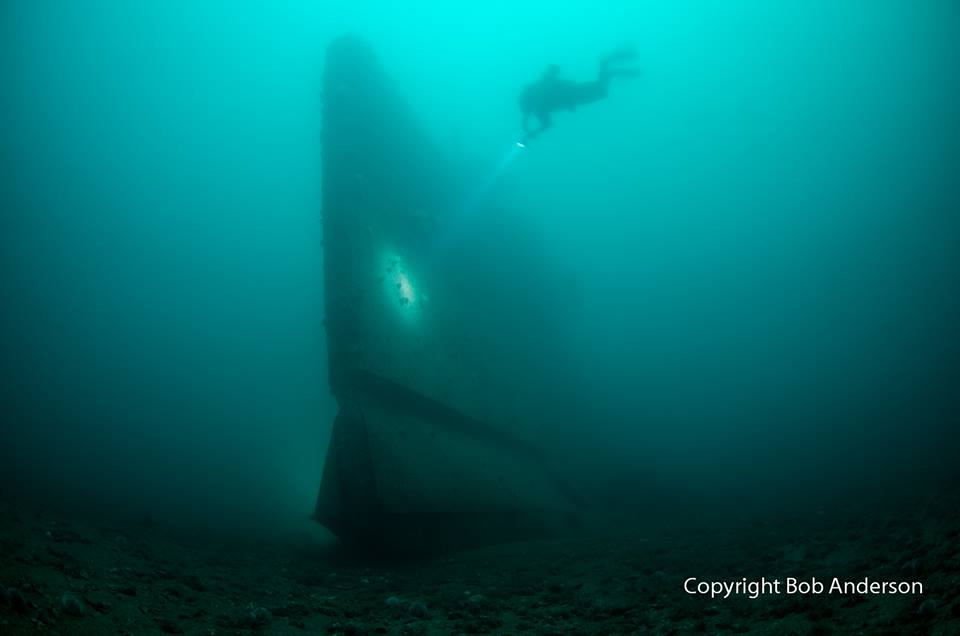 Diving in Orkney - image courtesy of Halton Charters