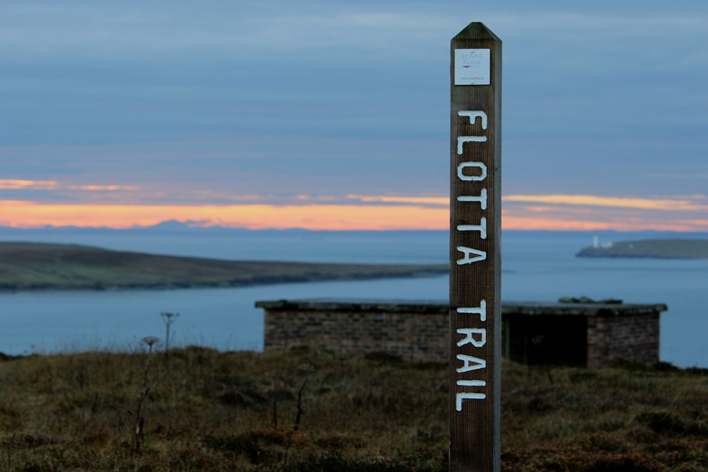 The 2016 Festival will include a trip to Flotta for a tour and local storytelling