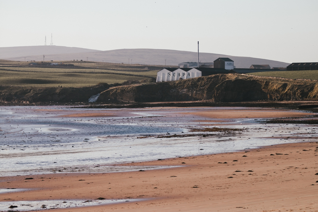 Scapa beach will host 'Pages of the Sea' in Orkney