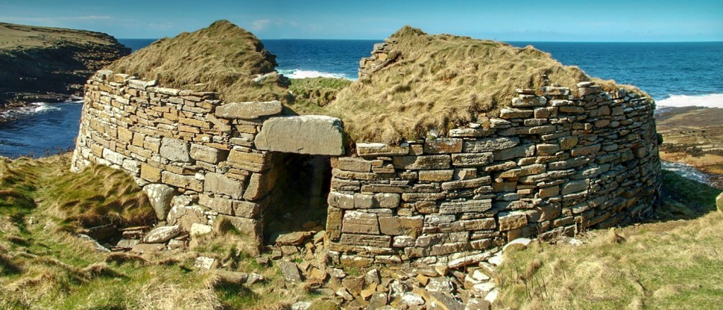 The Broch of Borwick, Orkney - image by Sigurd Towrie