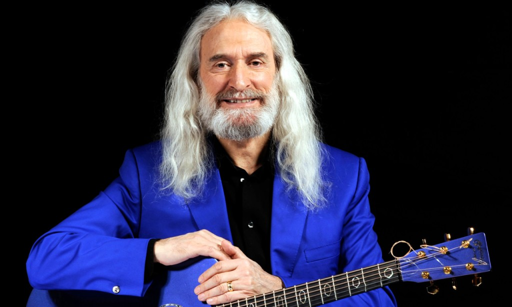 Charlie Landsborough will be on-stage in Orkney in October