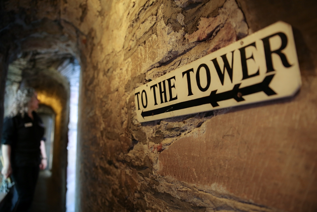Take a tour of the upper levels of St Magnus Cathedral this month
