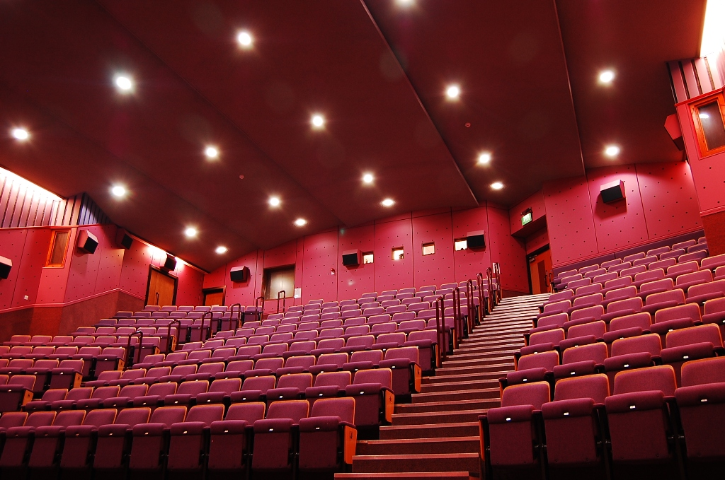 The Phoenix Cinema at the Pickaquoy Centre