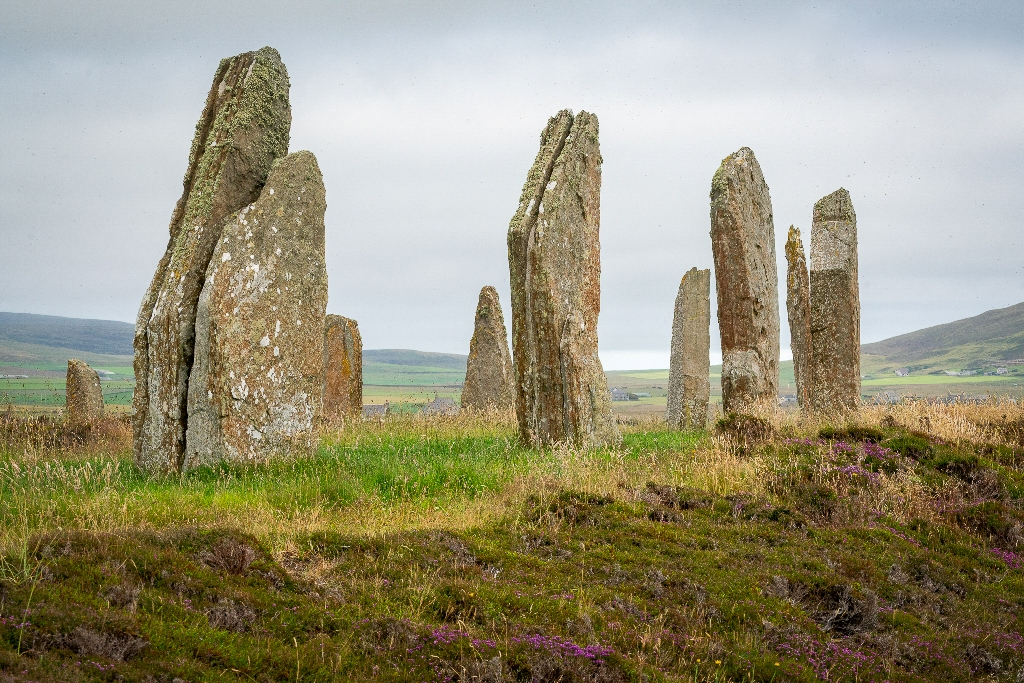 The Ring of Brodgar, Orkney - image by Martin Lever/Historic Environment Scotland