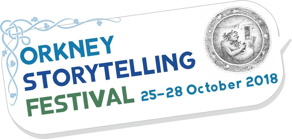 The 2018 Orkney Storytelling Festival is back