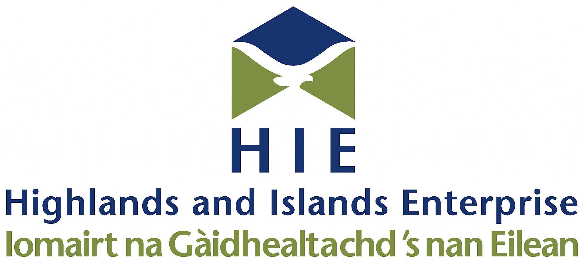 Highlands & Islands Enterprise (HIE) Logo