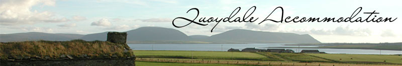 Quoydale Accommodation Logo