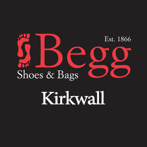 Begg Shoes & Bags Logo