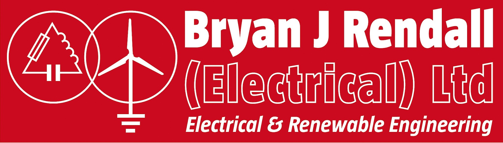 Bryan J Rendall Electrical Ltd Logo