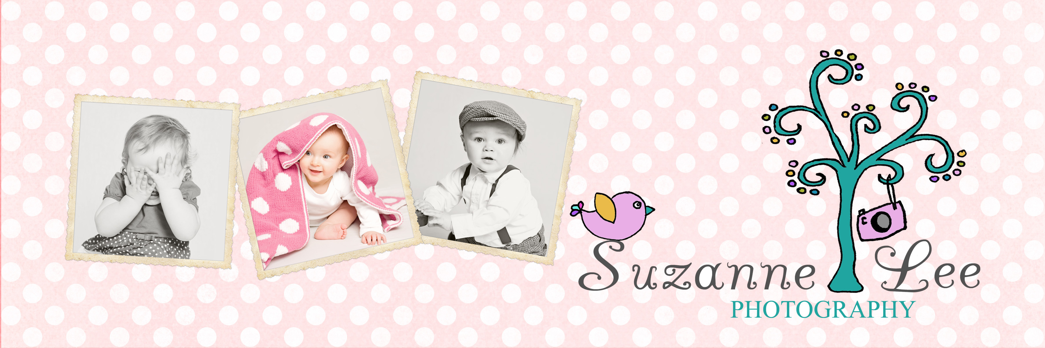 Suzanne Lee Photography Logo