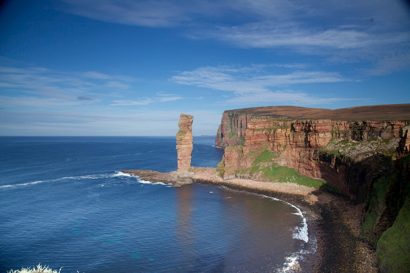 The Old Man of Hoy - image by Colin Keldie