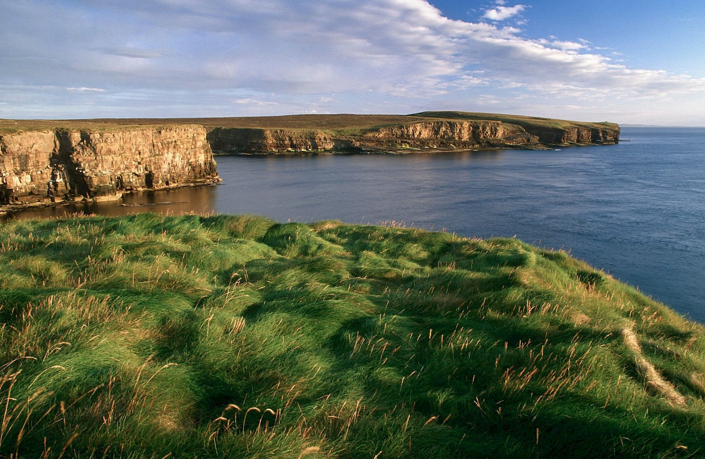 View over Mull Head, Orkney - image by VisitScotland/Iain Sarjeant