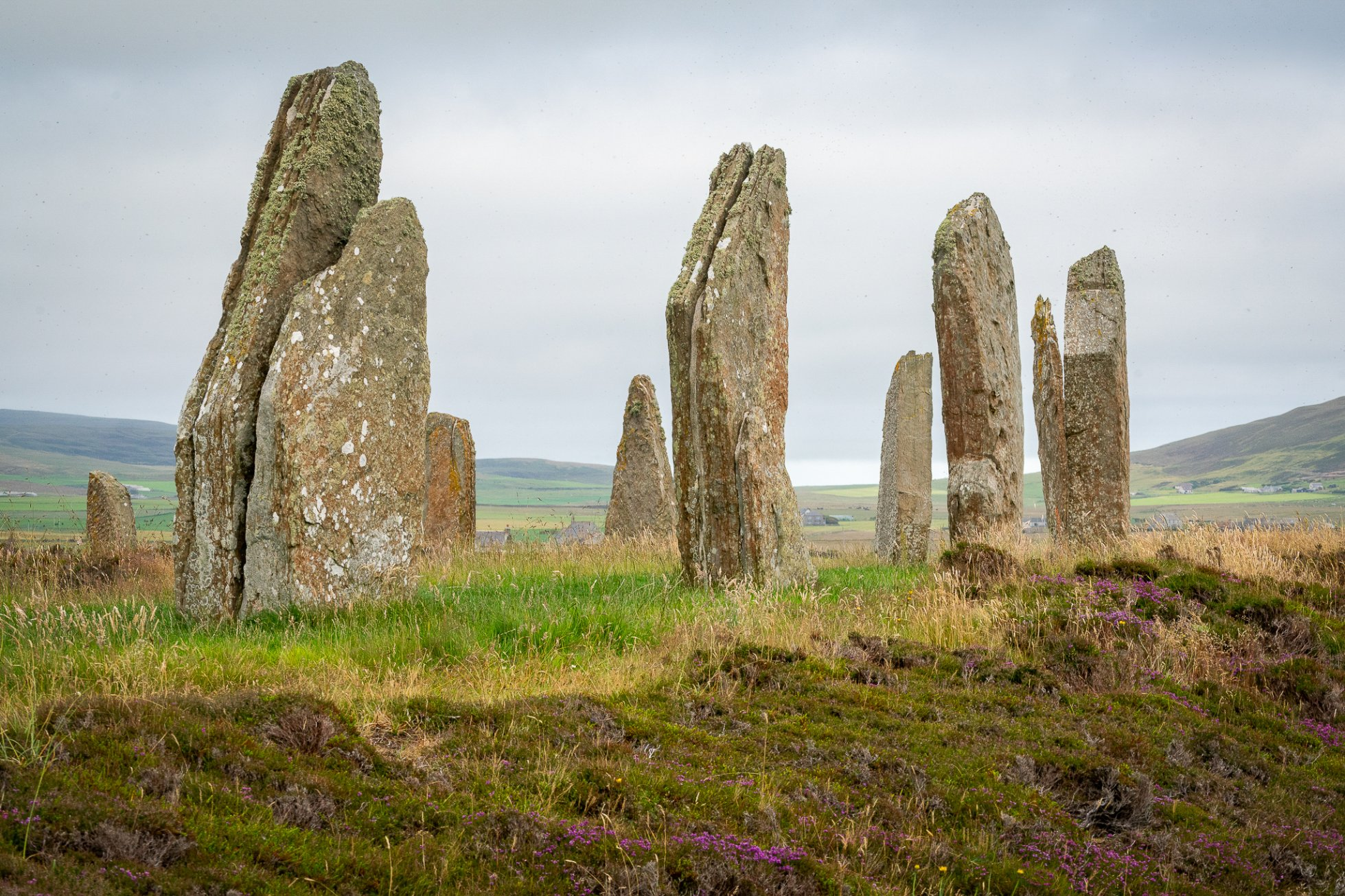 The Ring of Brodgar, Orkney - image by Martin Lever